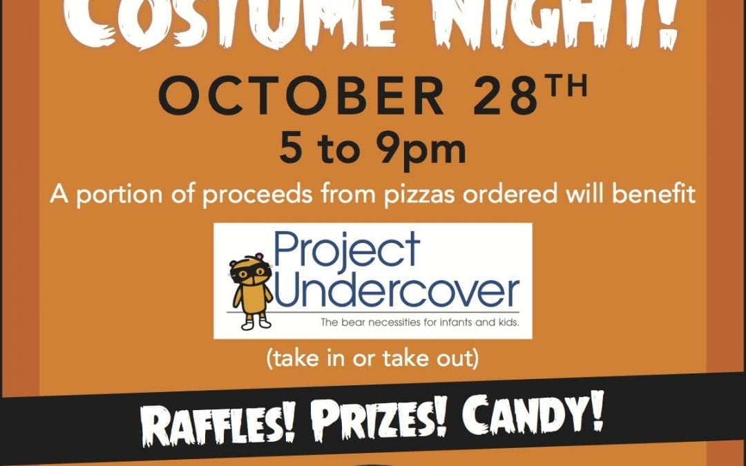 October 28th 5 to 9pm