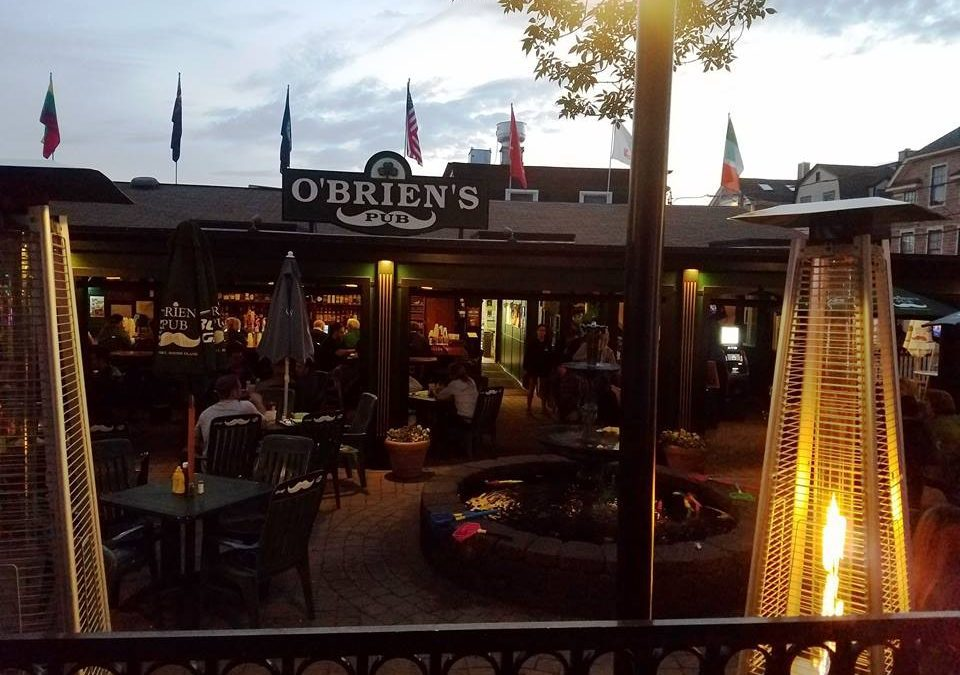 Fall into the season with us at O'Brien's Pub in Newport