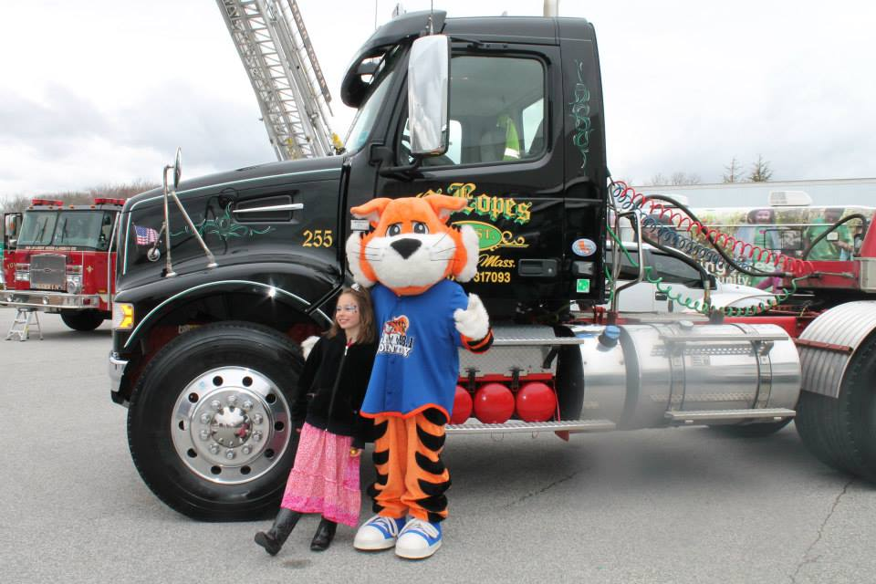 8th Annual Touch-a-Truck is a Day of Family Fun